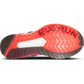saucony Liberty ISO Shoes Women Vizipro Red/Black/Grey